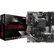 Placa de baza ASRock A320M-DVS R4.0 Socket AM4