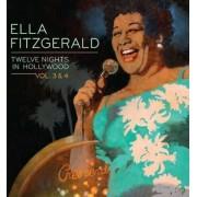 Ella Fitzgerald - 12 Nights In Hollywood.. (0602527405759) (2 CD)