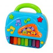 PlayGo igračka 2u1 telefon i klavir
