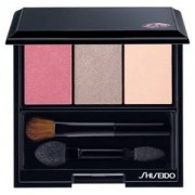 SHISEIDO LUMINIZING SATIN EYE COLOR TRIO RD711 PINK SAND