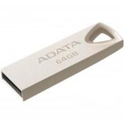Memoria USB 64GB ADATA UV210 2.0 Flash Drive Metalica AUV210-64G-RGD