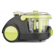 Прахосмукачка с воден филтър Arnica BORA 4000, 2400 W, турбочетка, HEPA филтър, зелена