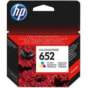 Cartus de cerneala HP 652, acoperire 200 pagini (Tricolor)