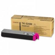 Тонер касета TK 520 Magenta - 4k (Зареждане на TK-520M)
