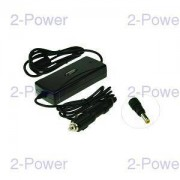 2-Power Bil-Flyg DC Adapter Asus 19V 4.74A 90W