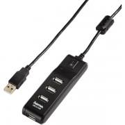 Hama 54590 4 портов мини USB 2.0 Hub