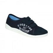 Pantofi sport copii - albastru, Zetpol - Z-NATAN5985-25-Albastru