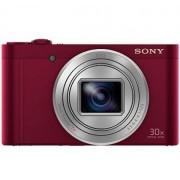 Sony Cyber-Shot DSC-WX500R - Rot