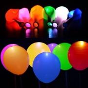 Lysande ballonger - 5Pack