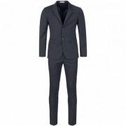 MOSCHINO Luxe designer herenpak 699083-2 marine - blauw - Size: 50