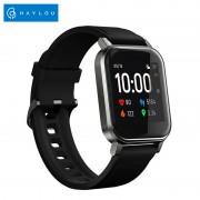 Smartwatch Xiaomi Haylou LS02, bluetooth 5.0, 12 moduri sport, 20 zile autonomie, IP68, masurare ritm cardiac, notificari, versiune EU
