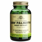Saw Palmetto Berry Extract, 60 cps, Solgar