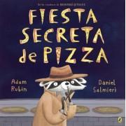 Fiesta Secreta de Pizza, Paperback