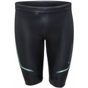 Aqua Sphere Aquaskin Short Unisex Black/Turquoise XS