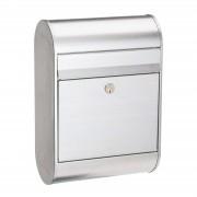 Letterbox 5000, steel