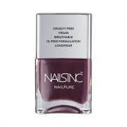nails inc. Vernis à Ongles Nailpure nails inc. – Fashion Therapy