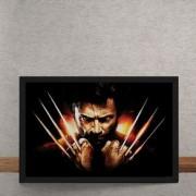 Quadro Decorativo Wolverine X Men Marvel 25x35