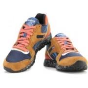 Reebok GL 6000 TRAIL Men Sneakers(Blue, Brown)
