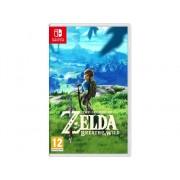 Nintendo Switch Legend of Zelda: Breath of the Wild