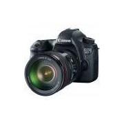 Câmera Canon 6D Ef Lente 24-105 F/3.5-5.6 IS STM, 20.2Mp, Full Hd, Wi-Fi, Gps