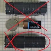 ARC Arc6 Ersatzbody