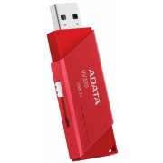 USB DRIVE, 32GB, A-DATA UV330, USB3.1, Red (AUV330-32G-RRD)