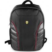 "Rucsac Laptop Original Ferrari Scuderia On Track Collection, 15"", Negru"