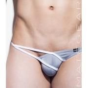 Mategear Hyon Shin Xpression Mini Active Bikini Underwear Light Grey 1420802