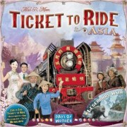 Ticket to Ride Asia Map Collection