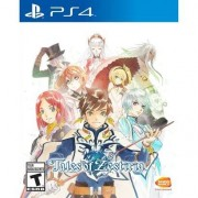 Tales Of Zestiria - Ps4 - Unissex