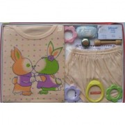 Love Baby Gift Set Tom Jerry - Peach