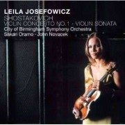 Leila Josefowicz - Shostakovich: Violin Conce (0825646299720) (1 CD)