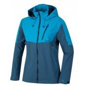 Husky Sauri L M, modrá Dámská outdoor bunda
