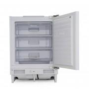 Fridgemaster MBUZ6097M Static Built Under Freezer - White
