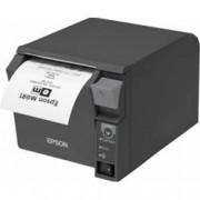 Epson TM-T70II, USB, powered-USB, grigio scuro