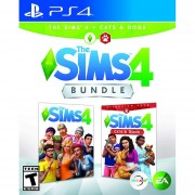The Sims 4: Plus Cats & Dogs Bundle Play Station 4