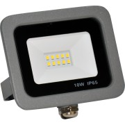 Mitea Lighting Reflektor SMD LED 10W tamno sivi 6500K (480010)