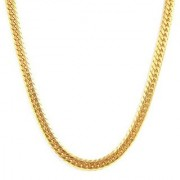Real look Gold plated chain 30 Inch long chain Long Lasting gold plating-XC40
