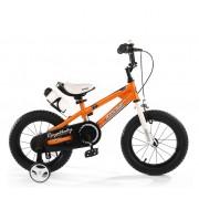 """Dječji bicikl Oto 12"""" - narančasti"""