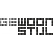 We Do Wood Geo's kids bureau - Bamboe hout - B79 x H45 x D39 cm - Groen