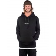 The Bakery Classic Hoodie : black/white - Size: Small