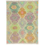 RugVista Alfombra Kilim Afghan Old style 148x205 Alfombra Oriental