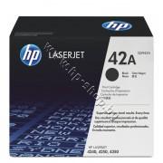Тонер HP 42A за 4250/4350 (10K), p/n Q5942A - Оригинален HP консуматив - тонер касета