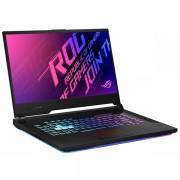 Laptop Asus G512LU-HN082 ROG Strix G15, 90NR0351-M01280, Black 15.6, DOS 90NR0351-M01280