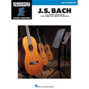 J.S. Bach: 15 Pieces Arranged for Three or More Guitarists, Paperback