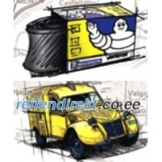 Michelin Collection Tubes CH 16 F RET ( 5.00x16 -16 )