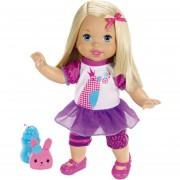 Muñeca Little Mommy Bebita Habla Conmigo-Multicolor