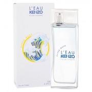 KENZO L´Eau Kenzo Pour Homme Hyper Wave eau de toilette 100 ml uomo