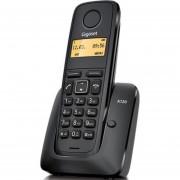Teléfono Inalámbrico A120 Eco-Negro