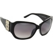Gianfranco Ferre Round Sunglasses(Black)